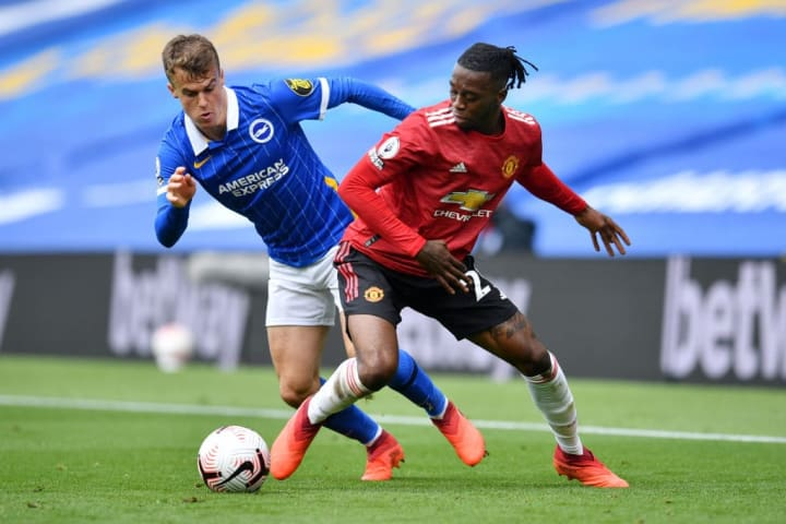 Aaron Wan-Bissaka, Solly March