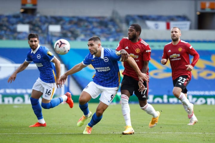 Neal Maupay, Fred