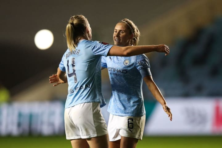 Gemma Bonner, Steph Houghton