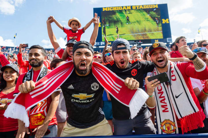 Manchester United v Liverpool - Coupe des champions internationaux 2018