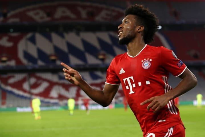 Coman was awesome as Bayern dismantled Atletico