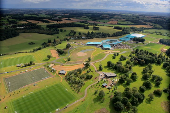 St. George's Park, Staffordshire.