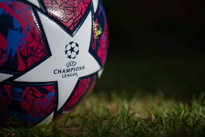 Ballon de match officiel Adidas Champions League