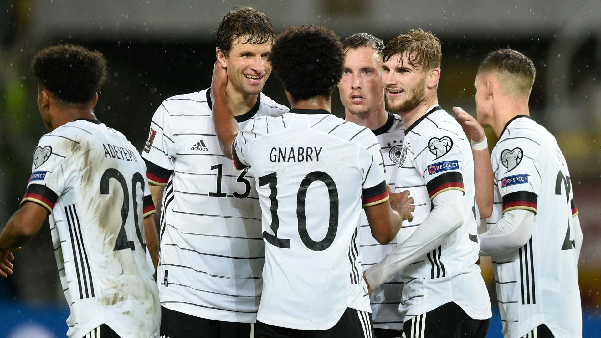 North Macedonia v Germany Live Commentary & Result, 11/10/2021, WC  Qualification Europe   sportnews24